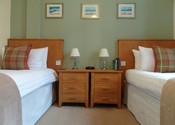 Twin Room - Alcuin Lodge
