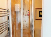 Bathroom - Double Room - Second Floor - B&B Alcuin Lodge