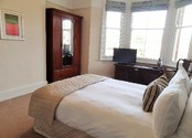 Large Double Room - Bed - B&B Alcuin Lodge